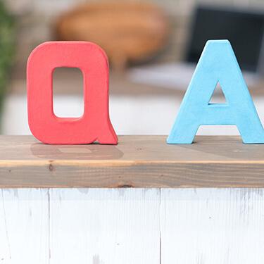 QアンドAの画像